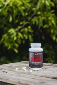 ZMA - kombinace zinku, hoříčku a vitamínu B6