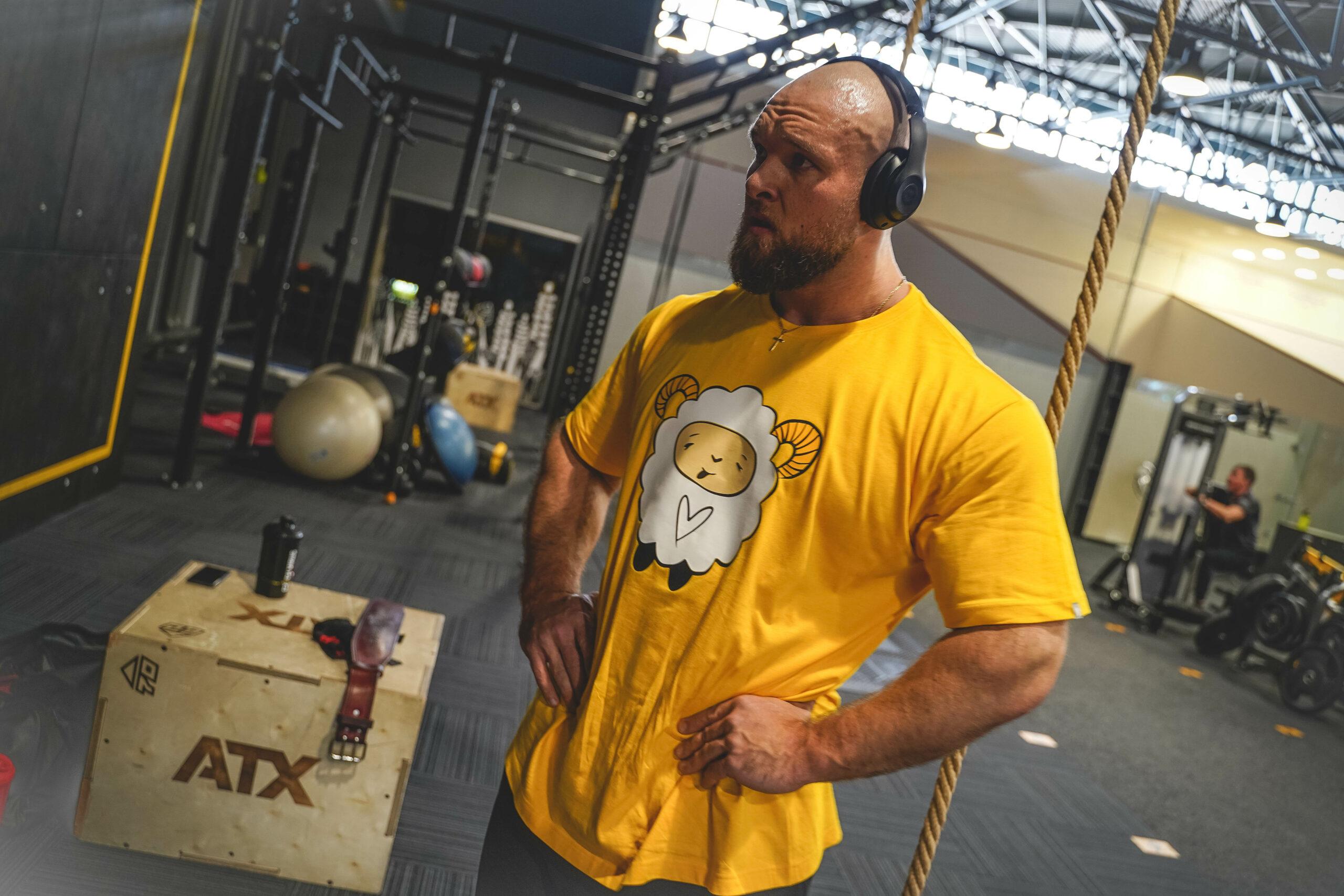 Pavel Beran full body trénink 3x týdně