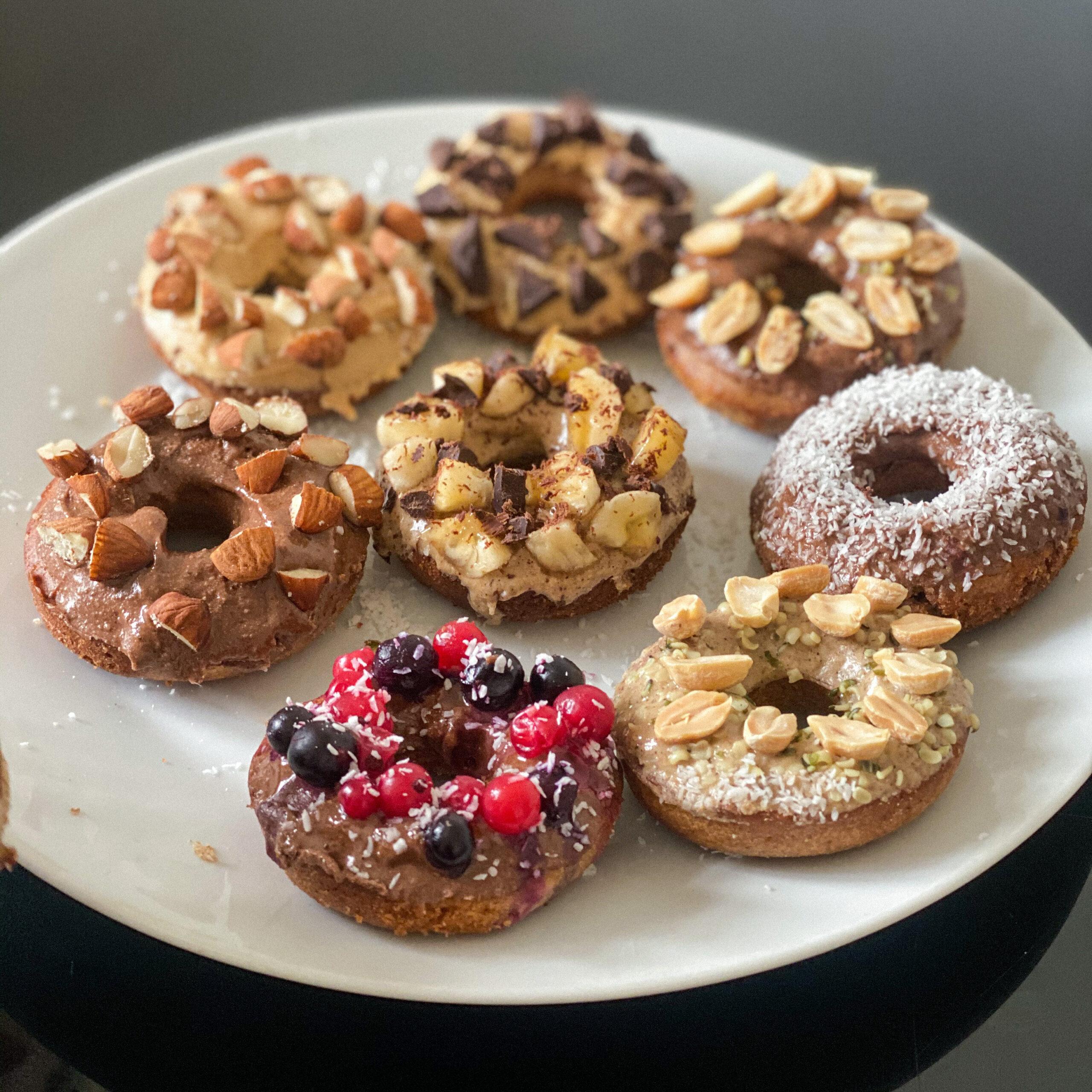 Všechny donuty