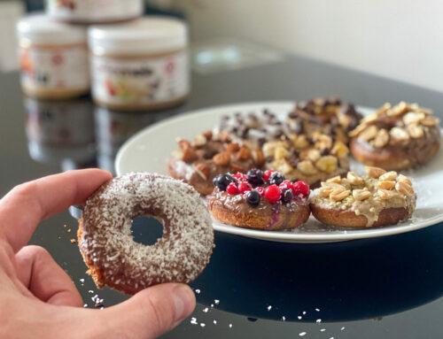 Lahodné donuty bez přidaného cukru