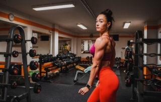 Lenka Bikini fitness