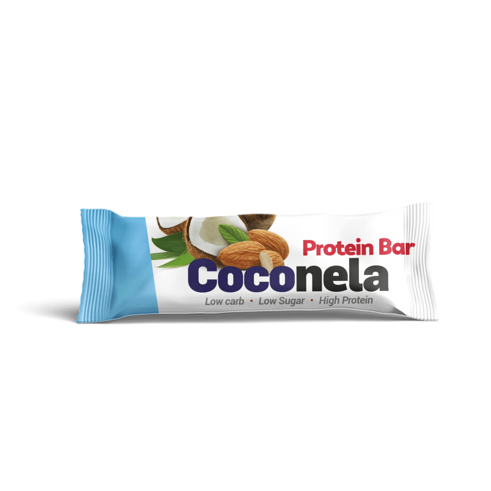 Coconela - proteinová tyčinka od Czech Virus