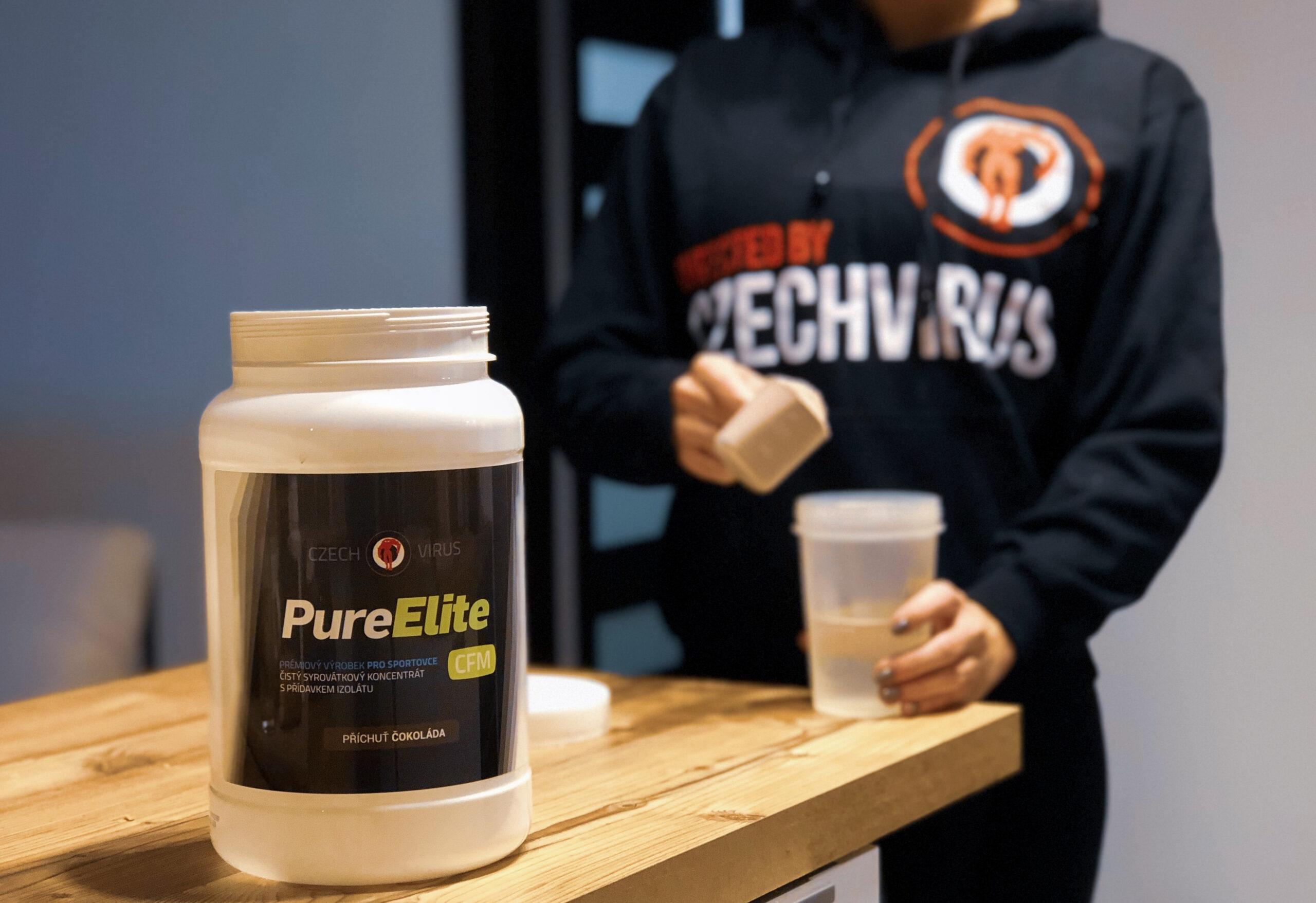 Jaký si vybrat protein?
