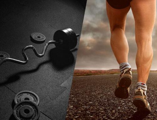 Jak správně kombinovat posilování a běh?