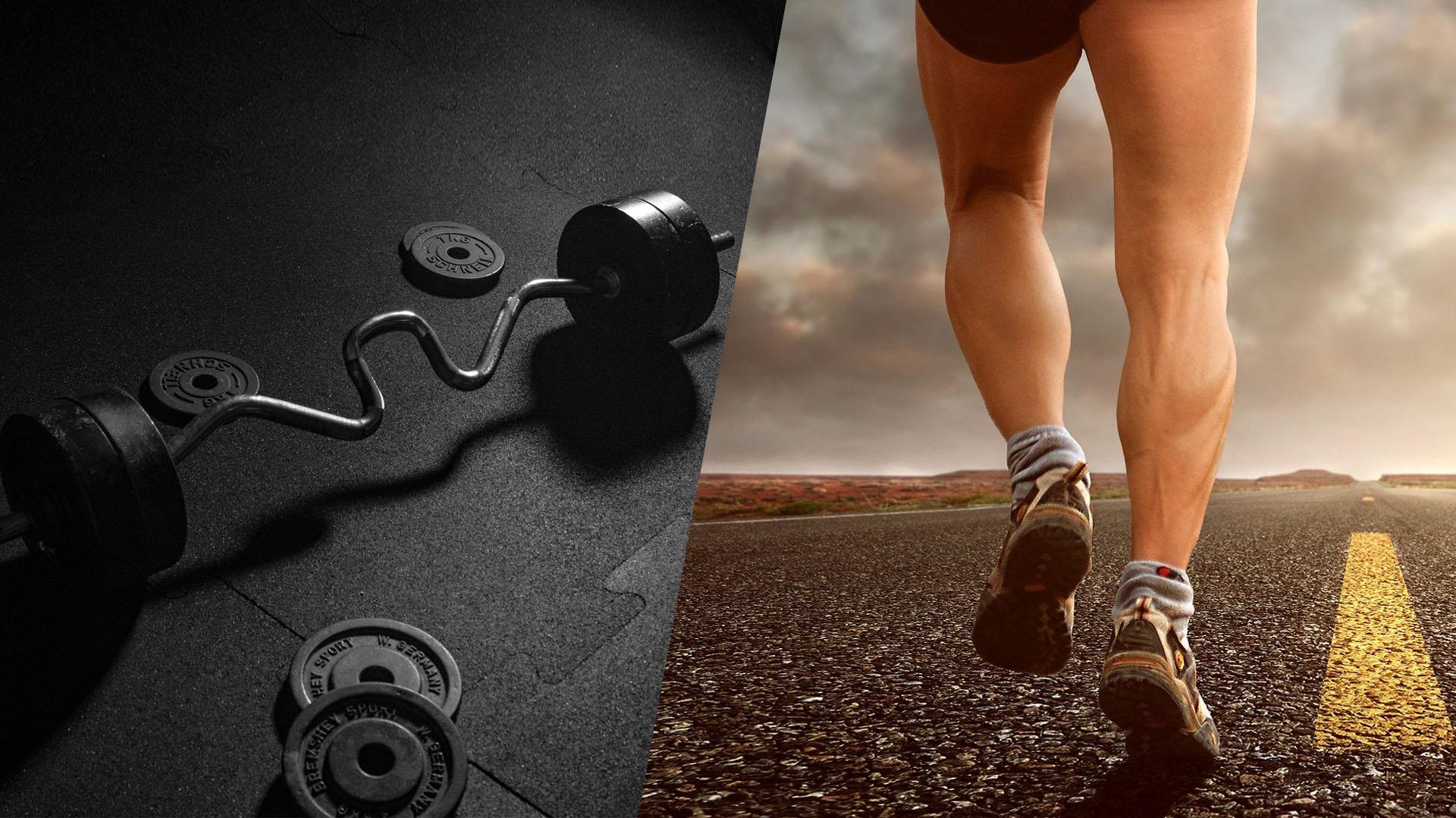 Posilovna a běh - jak správně kombinovat?