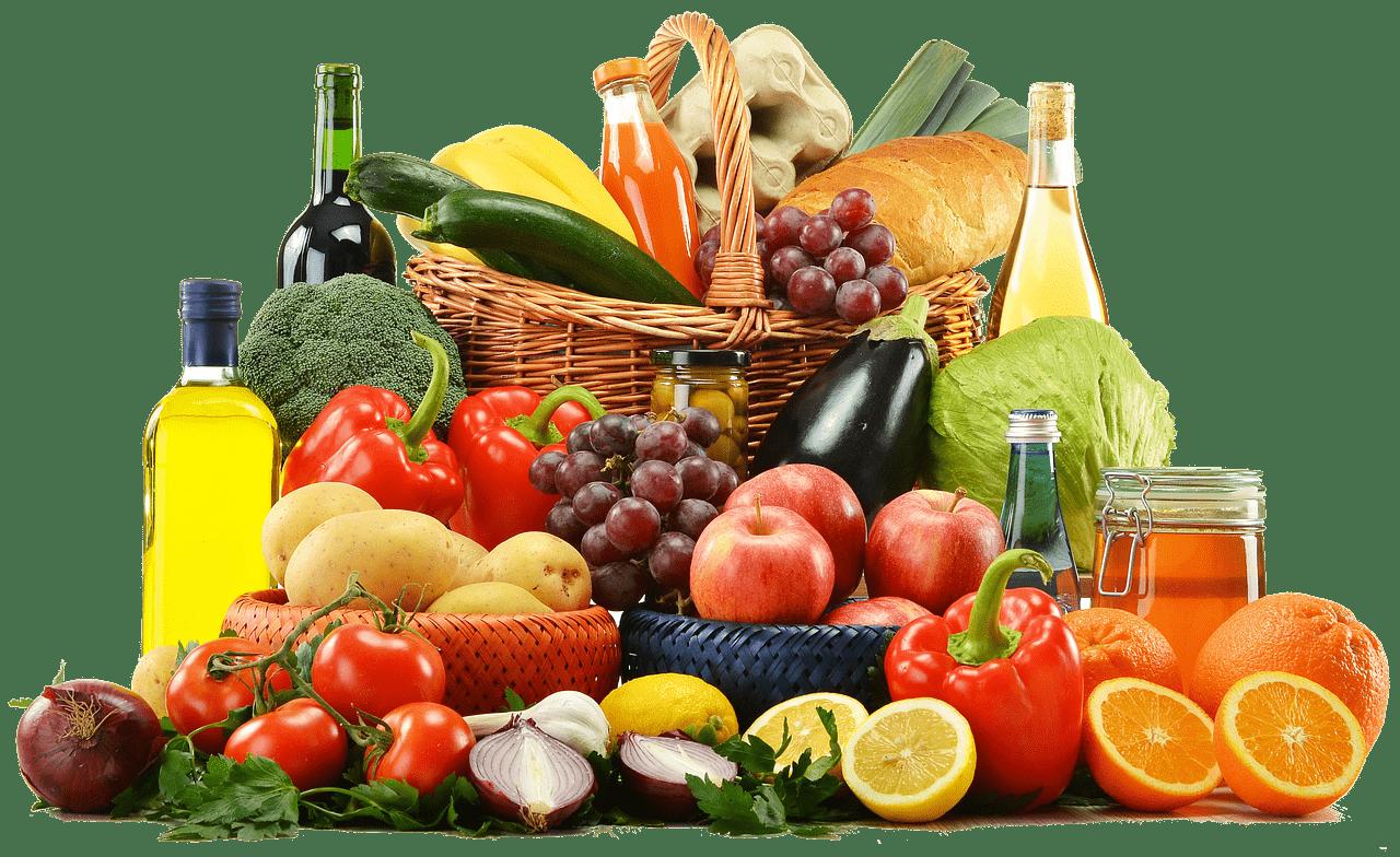 Ovoce a zelenina jsou antioxidanty