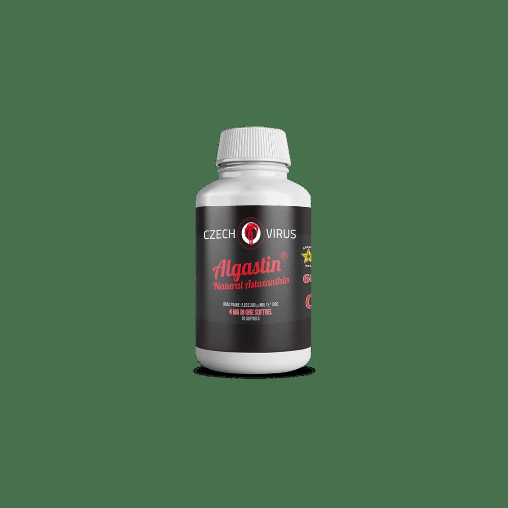 Astaxanthin - nejsilnější antioxidant