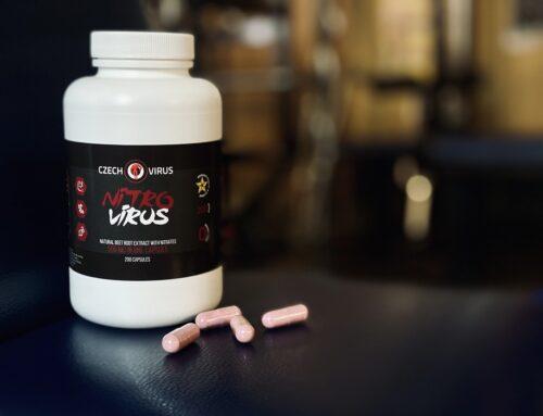 Nitro Virus – ideální doplněk pro trénink kdykoliv během dne