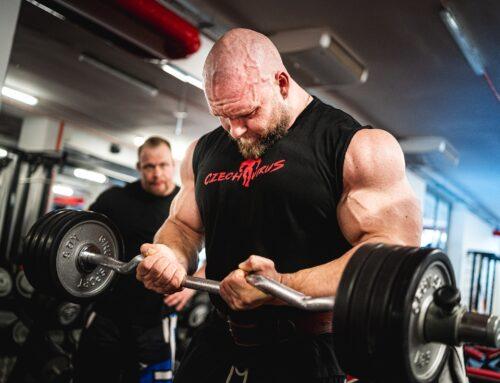 Jak nabrat svaly? Vysvětleno jasně a stručně