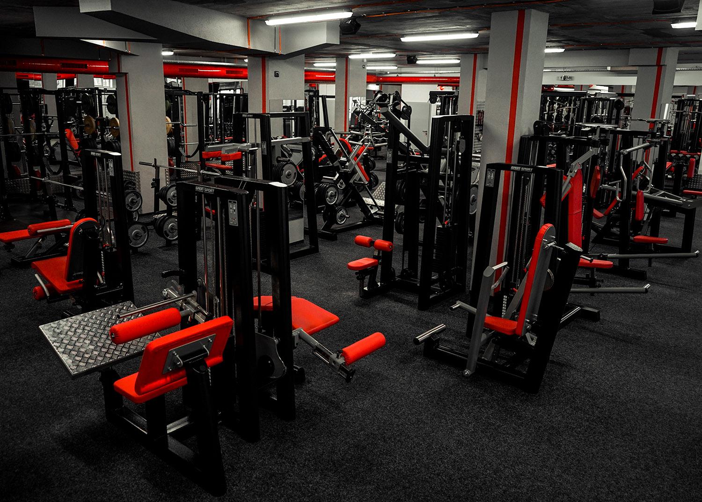 Czech Virus gym