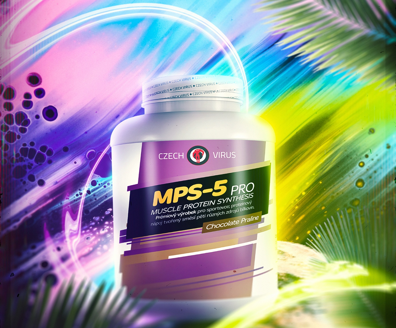 Protein od Czech Virus MPS-5 PRO