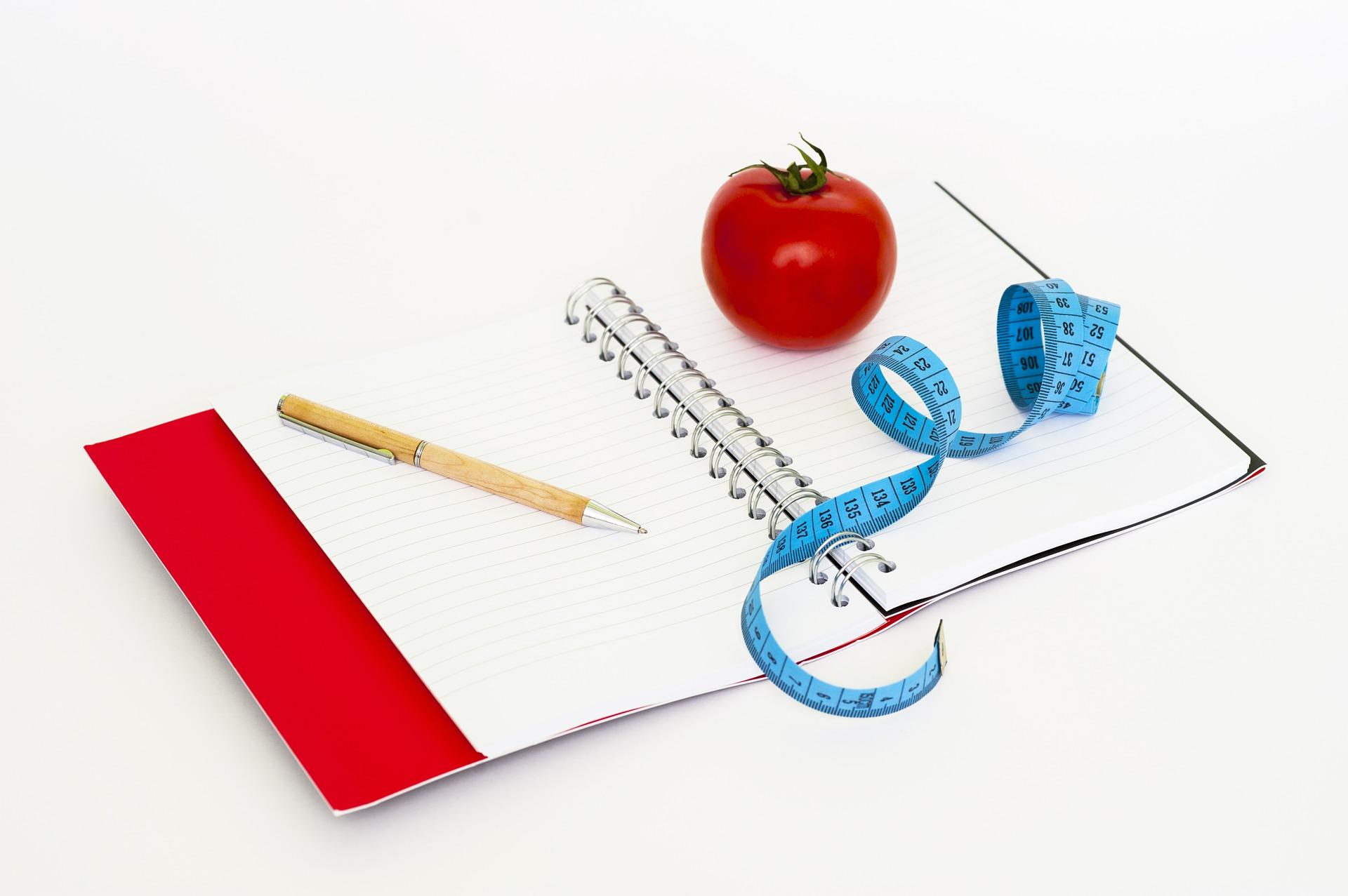 Pravidelná kontrola hubnutí