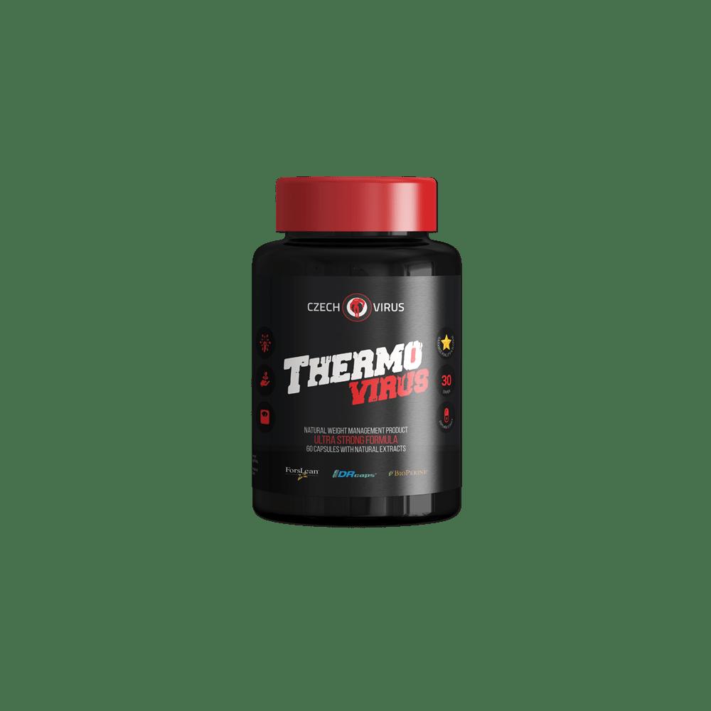 Thermo Virus - silný spalovač tuku