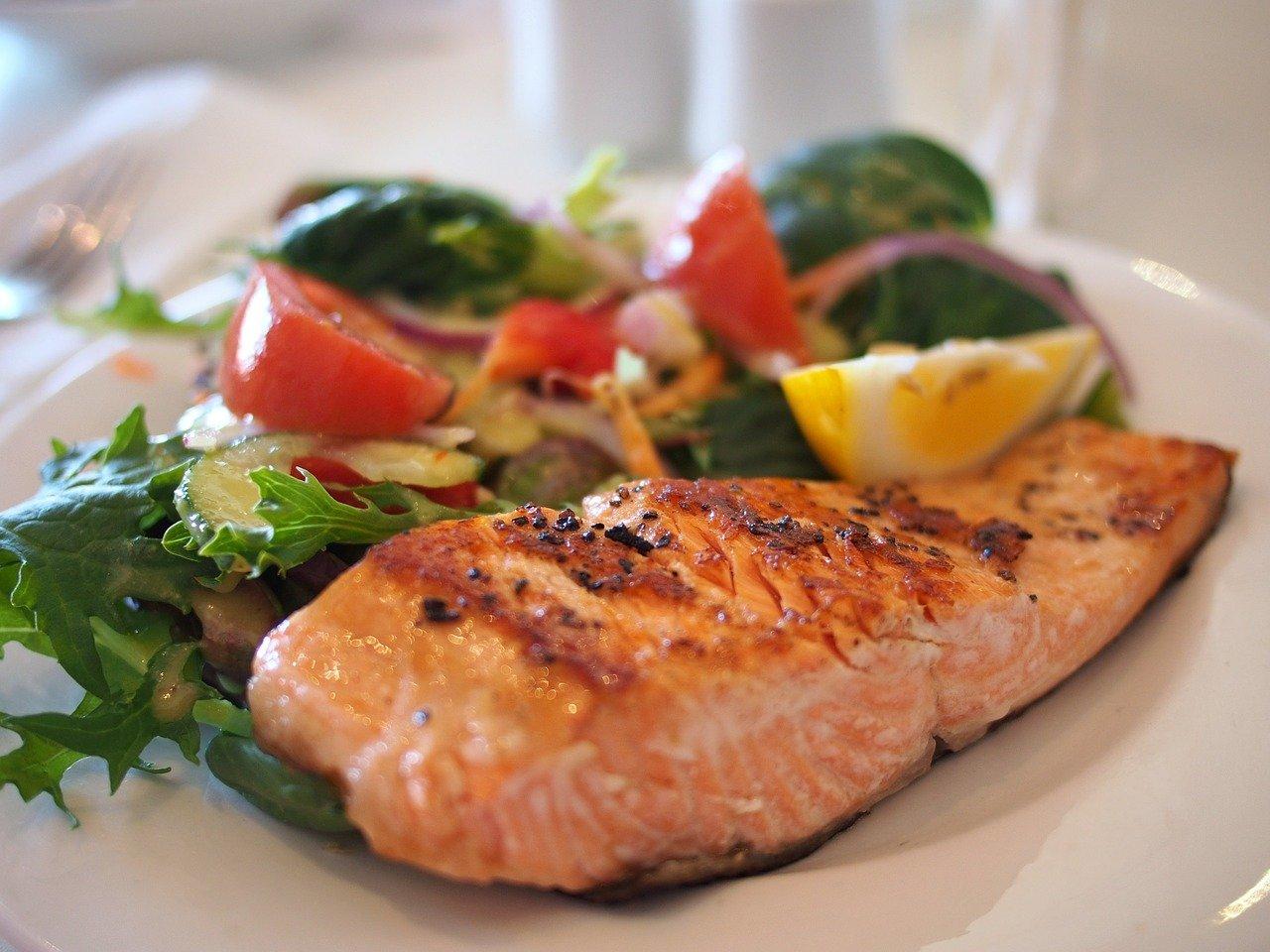 Losos - zdroj omega 3