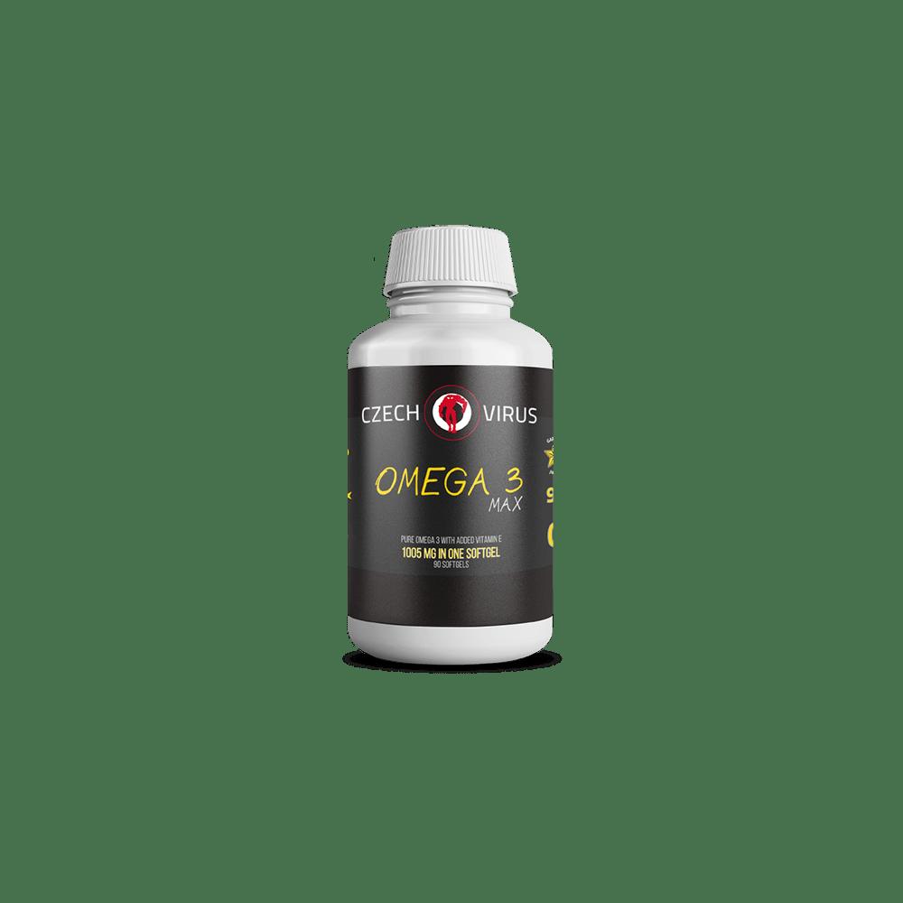Omega 3 max od Czech Virus