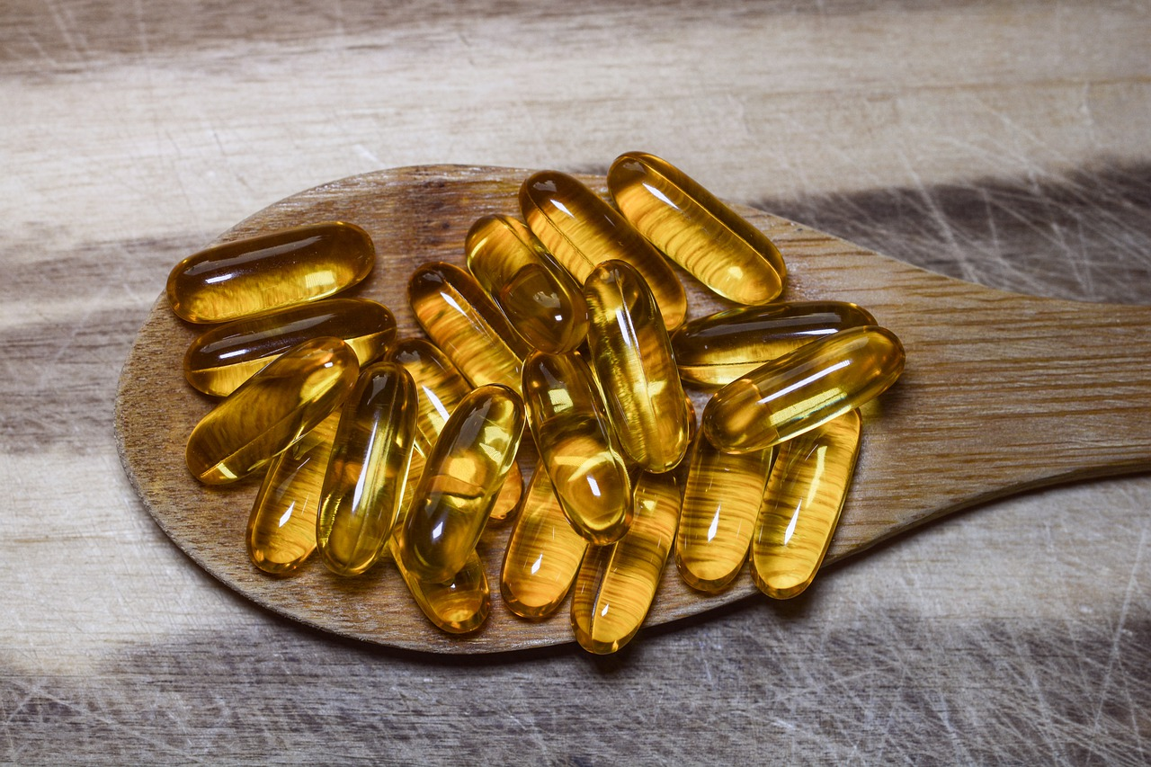 Omega 3 pilulky