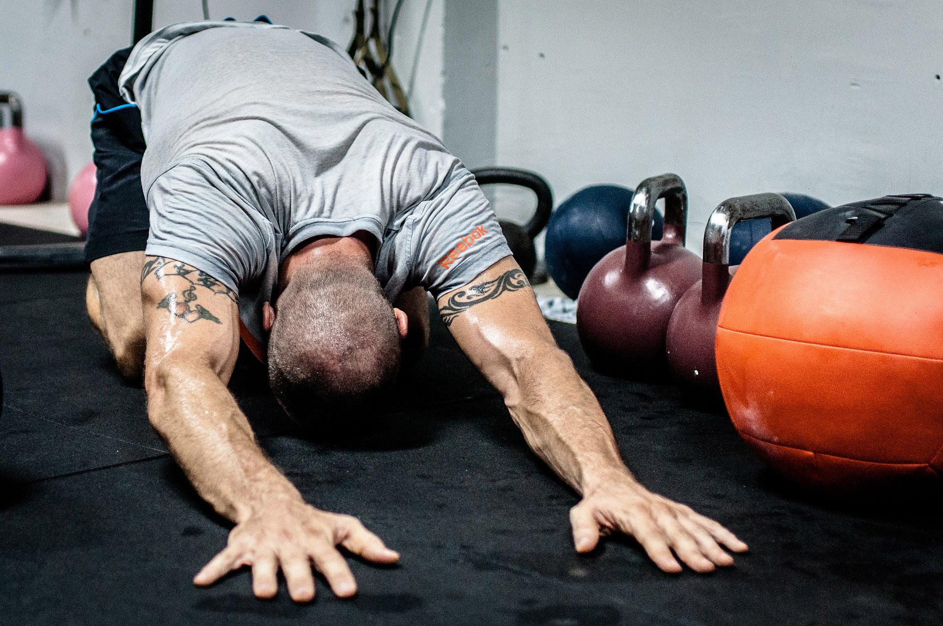 5 zásad zdravého pohybu