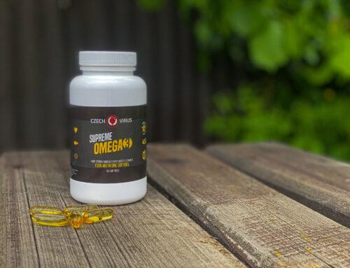 Účinky a vliv na zdraví omega 3 mastných kyselin