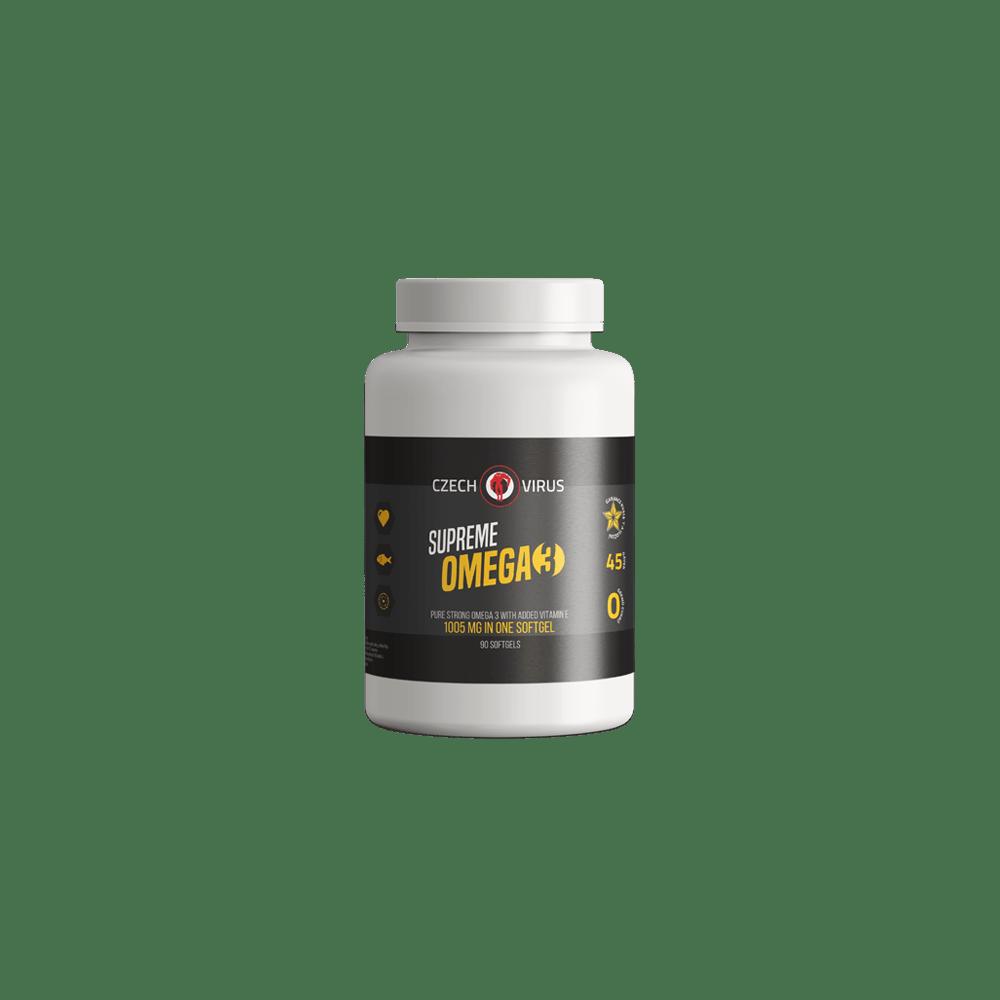 Supreme omega 3 od Czech Virus