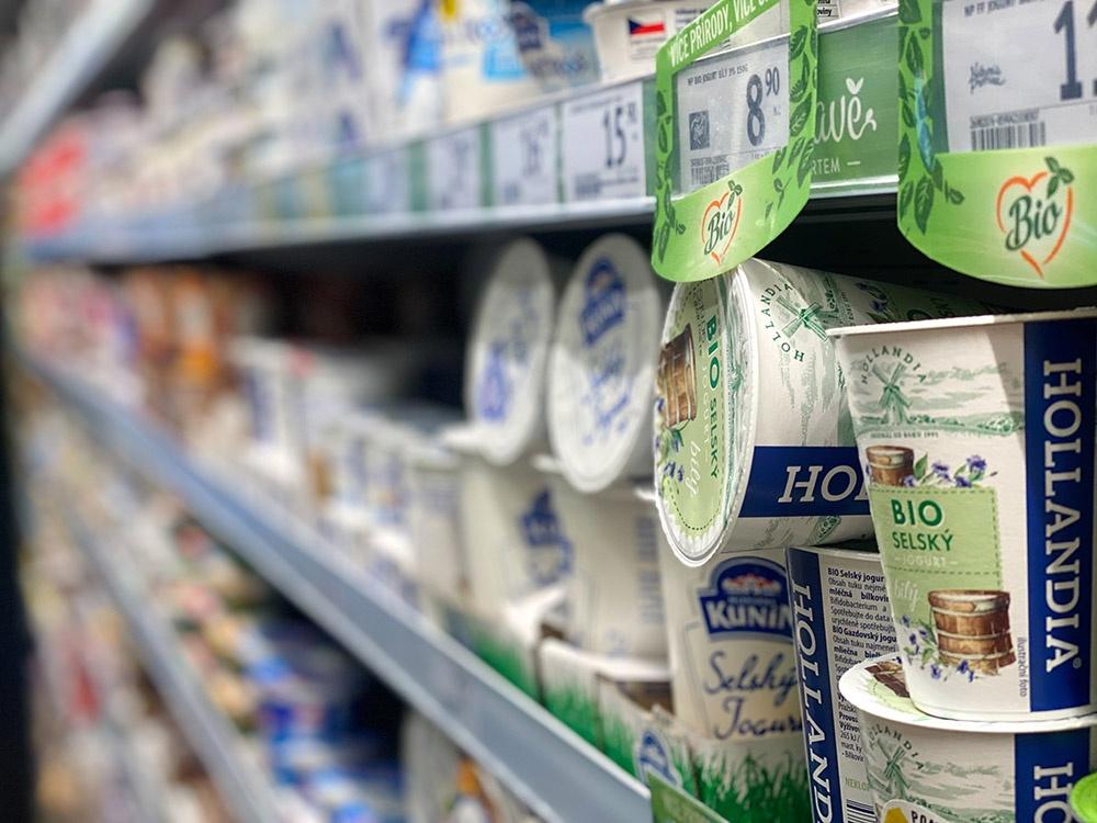 Výpník v mléčných výrobcích