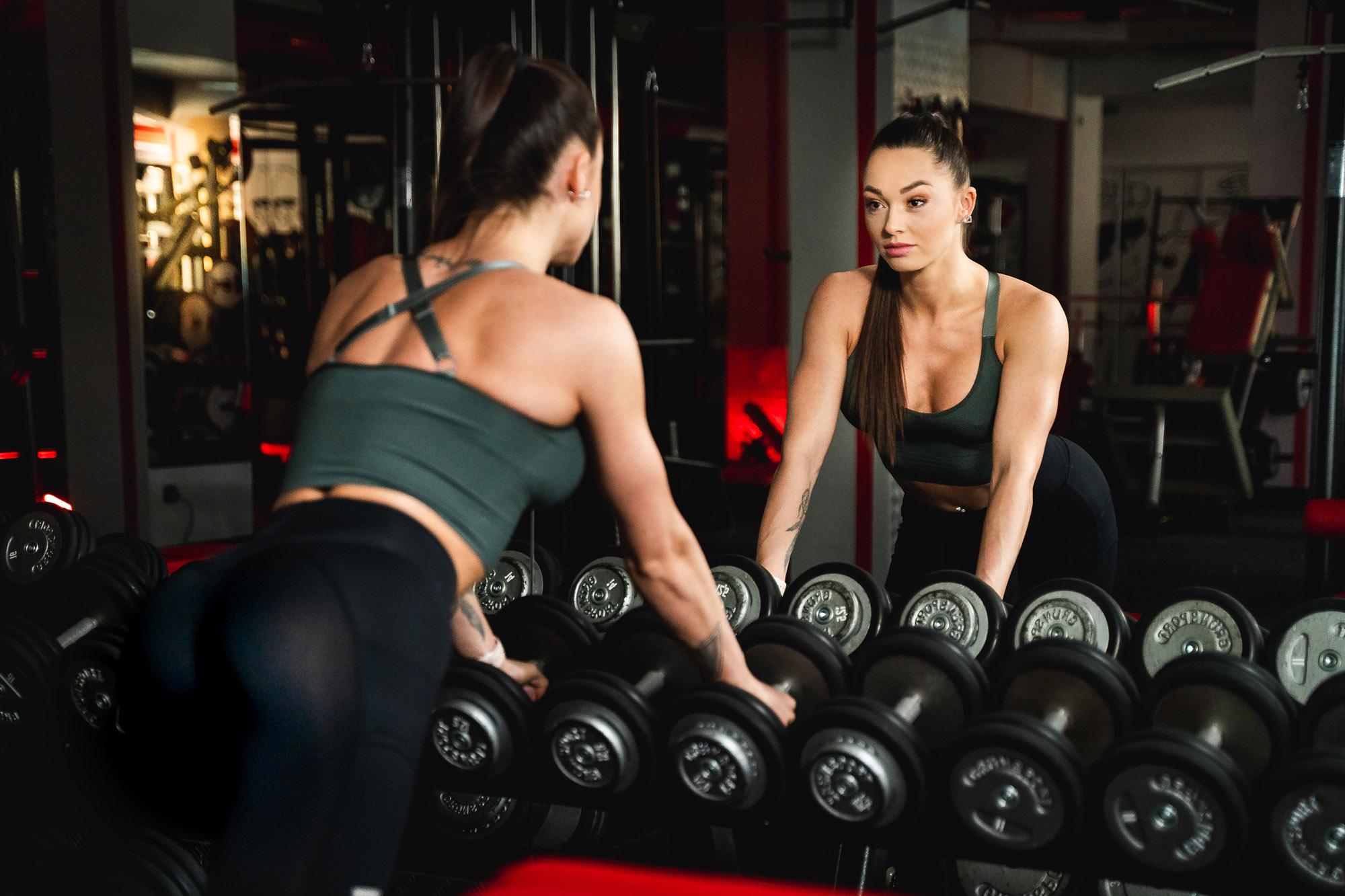 Lenka Myslivcová - bikini fitness - uzpůsobení života a finanční stránka
