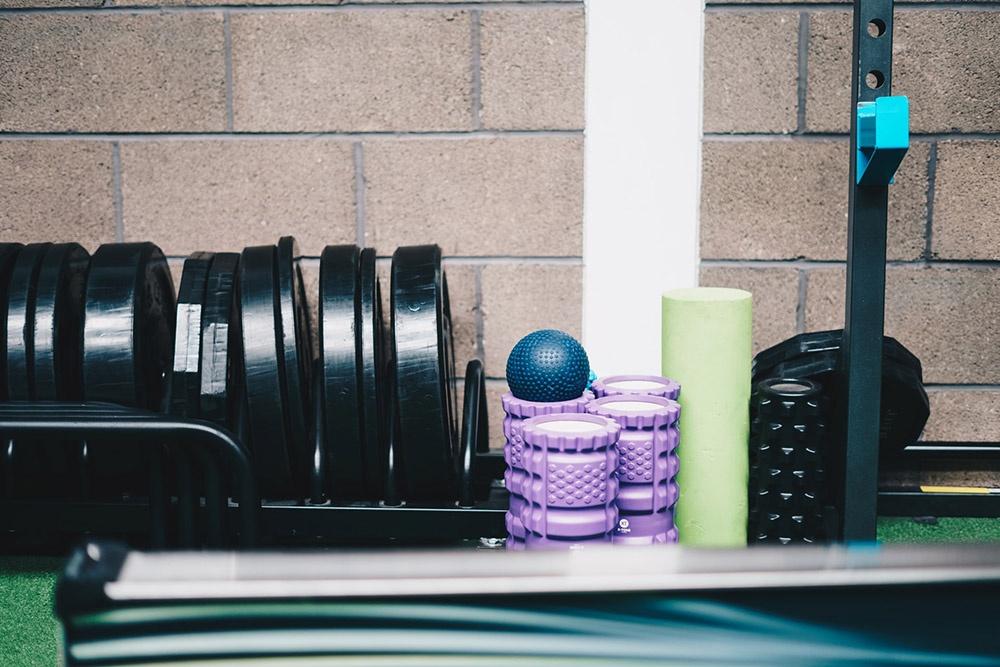 Foam roller pro rozvičení
